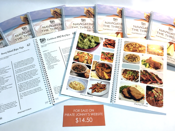 Navigating the 3 C's.  Our special cookbook.