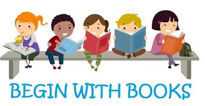 Begin with Books
