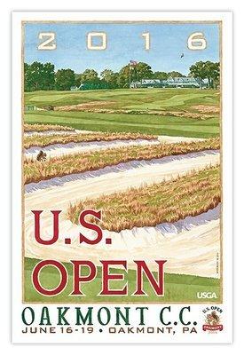 US Open Oakmont 2016