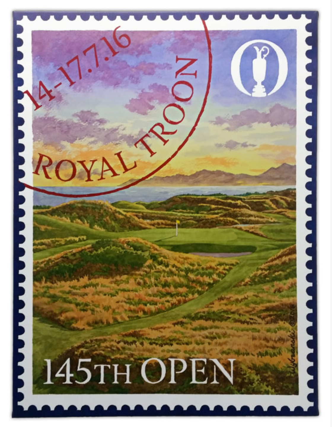 The Open Royal Troon 2016