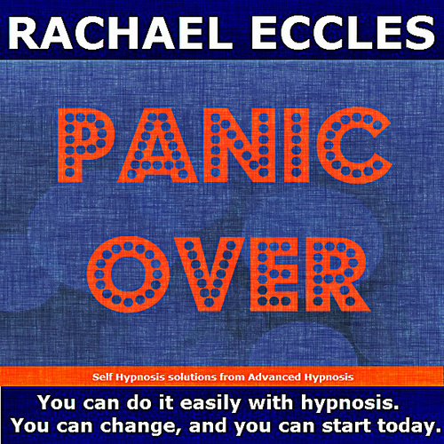 Panic Over: Stop Panic Attacks in their Tracks, Hypnotherapy Self Hypnosis mp3
