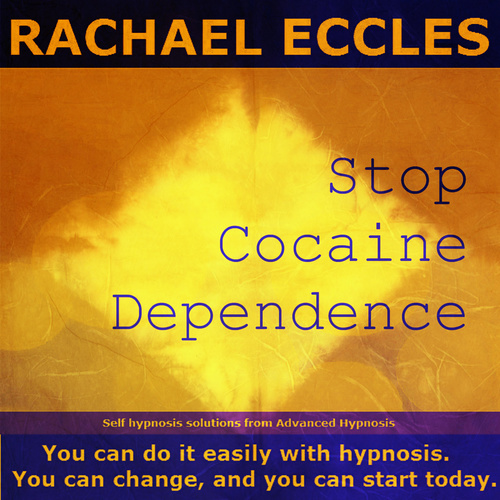 Stop Cocaine Dependence, Self Hypnosis 2 track Hypnotherapy MP3