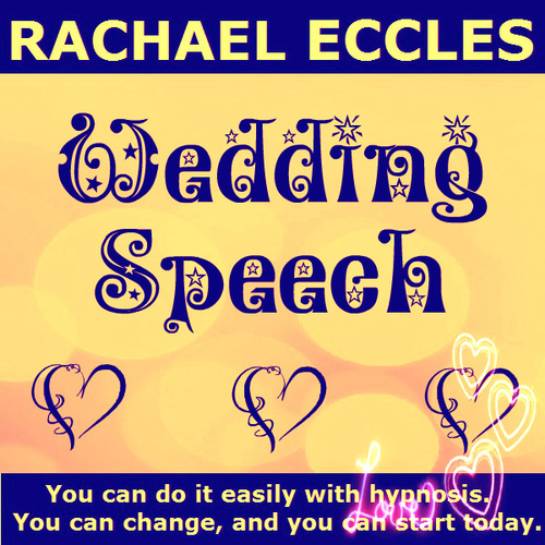 Wedding Speech Confidence Self Hypnosis Hypnotherapy MP3 download