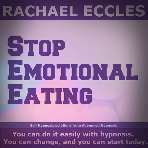 Stop Emotional Eating Hypnotherapy Self Hypnosis CD