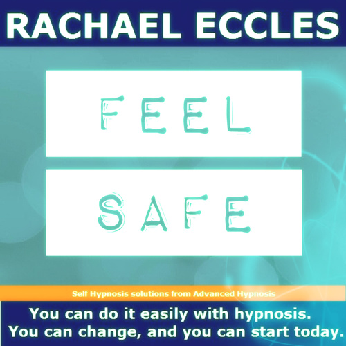 Feel Safe, Self Hypnosis Hypnotherapy CD