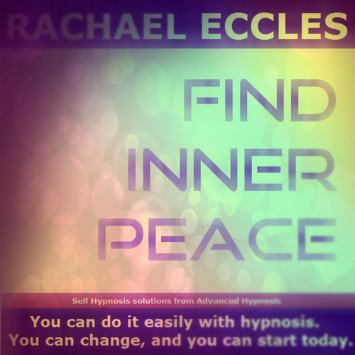 Find Inner Peace, Guided Meditation, Hypnotherapy Self Hypnosis CD