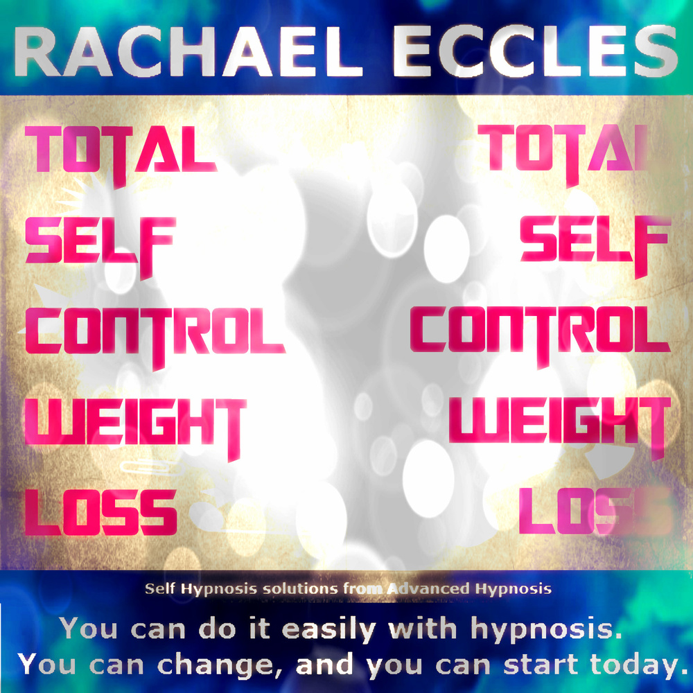 Total Self Control Weight Loss Three Track Self Hypnosis, Set of 3 MP3s