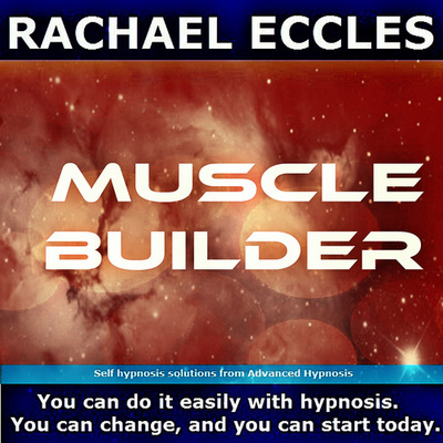 Muscle Builder Motivator Hypnotherapy Self hypnosis CD