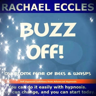 Buzz Off! Overcome Fear of Bees & Wasps, Hypnotherapy Self Hypnosis MP3