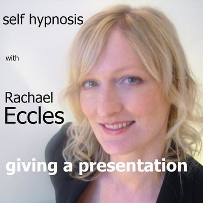 Giving a Presentation 2 track Hypnotherapy Hypnosis CD