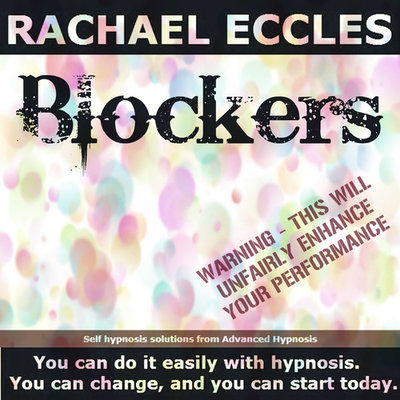 Better Roller Derby Hypnotherapy (Blockers) Hypnosis CD