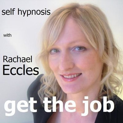 Get The Job, Confidence & Success 2 track Hypnotherapy self Hypnosis CD