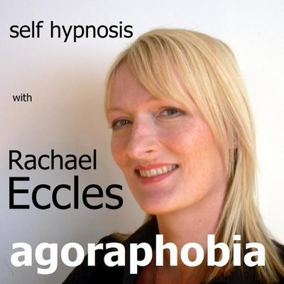 Overcome Agoraphobia Hypnotherapy 2 track Self Hypnosis CD