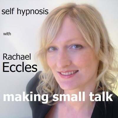 Making Small Talk, 3 track (easy conversation) Self Hypnosis CD