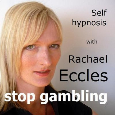 Stop Compulsive Gambling 2 track hypnotherapy, Self Hypnosis CD