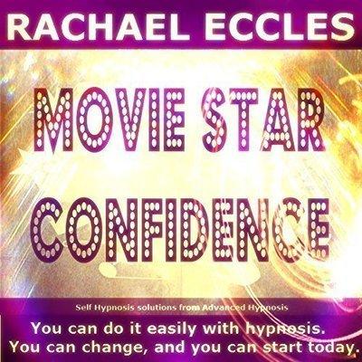 Movie Star Confidence 3 track Hypnotherapy Self Hypnosis CD