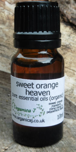 Sweet Orange Heaven Essential Oil Blend