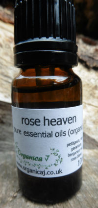 Rose Heaven Essential Oil Blend