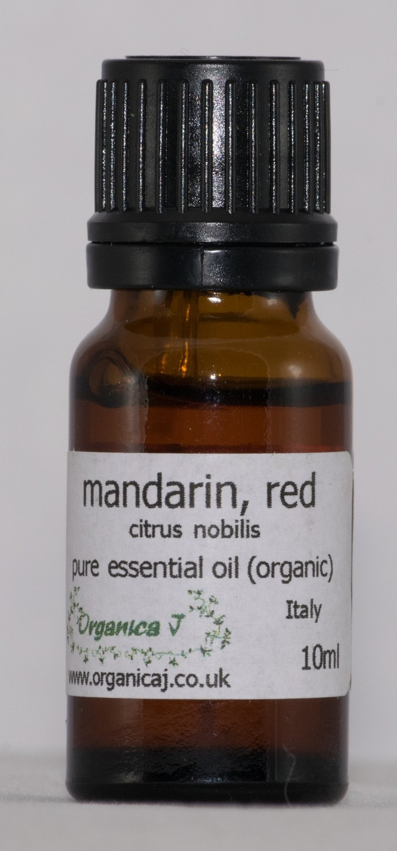 Mandarin, red (citrus nobilis)