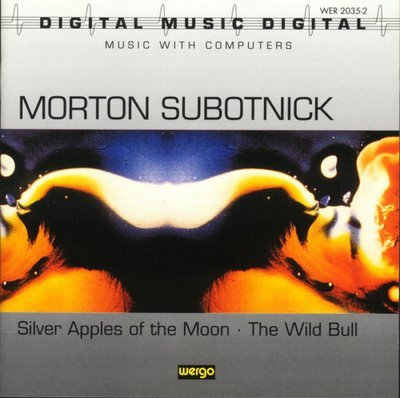 Silver Apples of the Moon (CD)