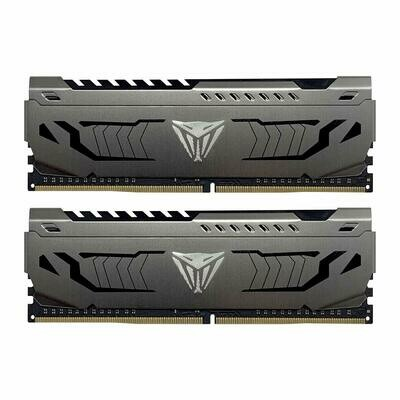 Patriot Viper Steel Series DDR4 32GB (2 x 16GB) 3200MHz Performance Memory Kit