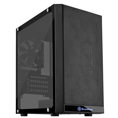 Silverstone PS15 Micro Tempered Glass Case