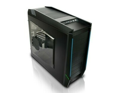 NZXT Tempest Evo (6 Free Included Fans) Mid Tower Interior Chassis