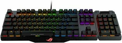 ASUS ROG CLAYMORE RGB Mechanical Cherry MX Gaming Keyboard (RED)