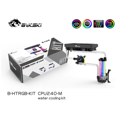 PRE-ORDER BYKSKI CPU 240-M Water Cooling Kit for AMD