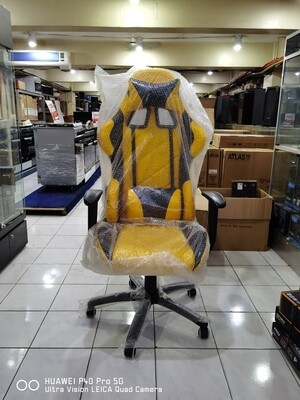 Yellow/Black Gaming Chair