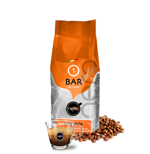 Bar N°1 / En grains / 1 Kg