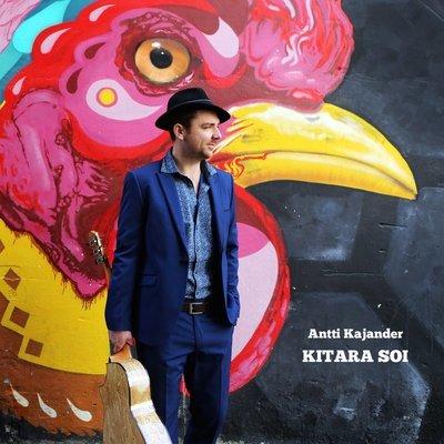 Antti Kajander - Kitara Soi - Download