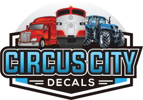 Circus City Decals & Graphics