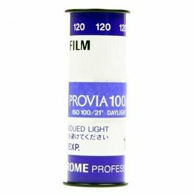 Fujufilm Provia 100F 120