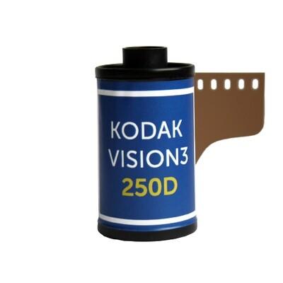 Kodak Vision3 250D 35mm