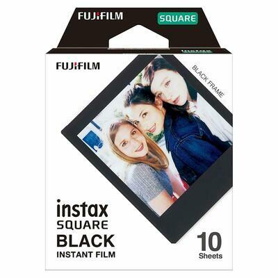 Fujifilm Instax Square Black