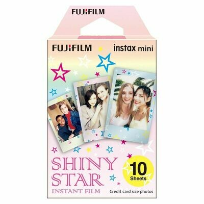 Кассета Fujifilm Instax Mini Shiny Star