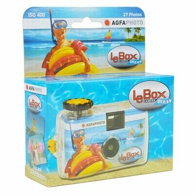 AgfaPhoto Le Box Ocean - одноразовый подводный фотоаапарат