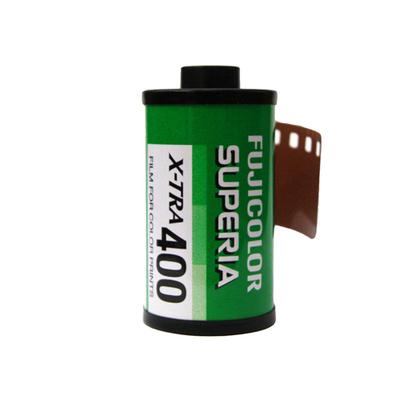 Fujifilm Superia X-Tra 400/36 35mm