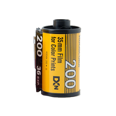 Kodak ColorPlus 200/36 35mm