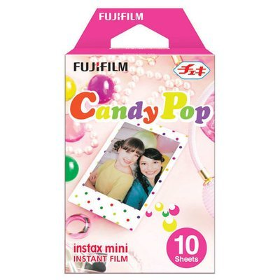 Кассета Fujifilm Instax Mini Candy Pop