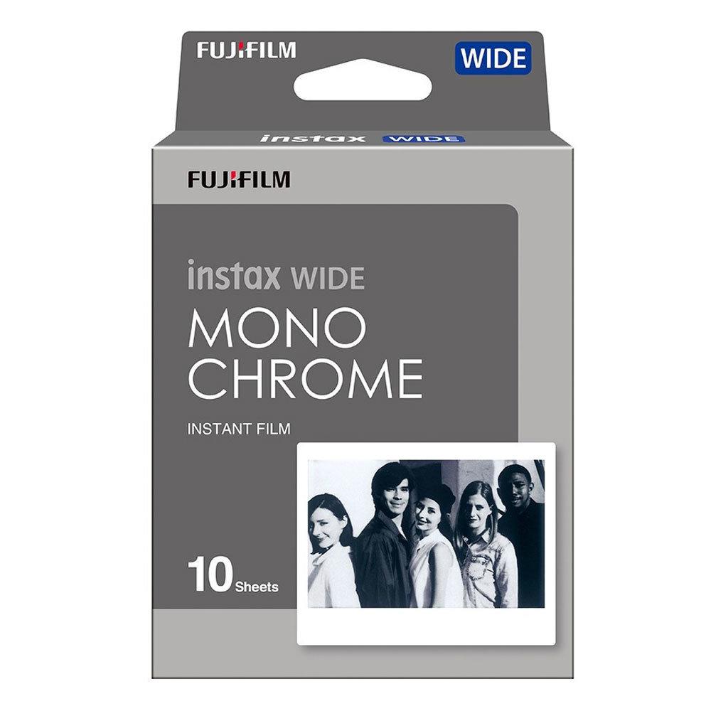 Кассета Fujifilm Instax Wide Monochrome 10