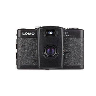 LOMO LC-A Upgraded Black Plus