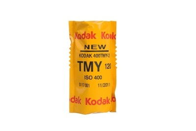 Kodak T-MAX 400 120