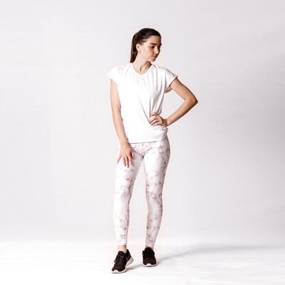 Blusa Blanca Nudo