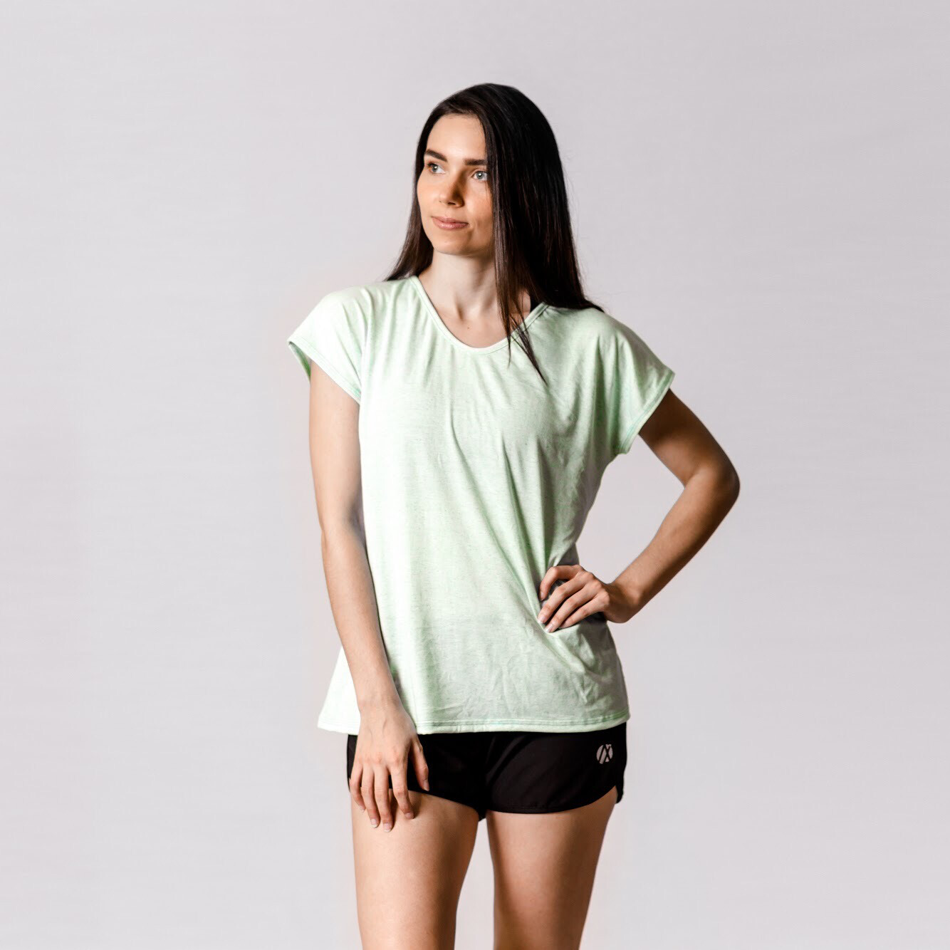 Blusa Verde Relaxed Fit