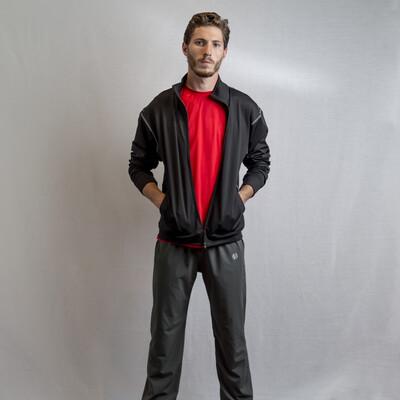 Pants Negro Impermeable