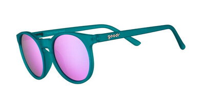 Goodr Circle Gs Turquoise