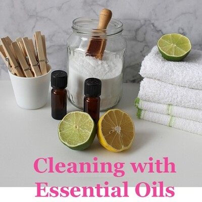 Cleaning with Essential Oils | Monday, March 23rd 2020