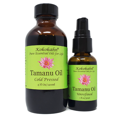 Tamanu Oil | Cold Pressed